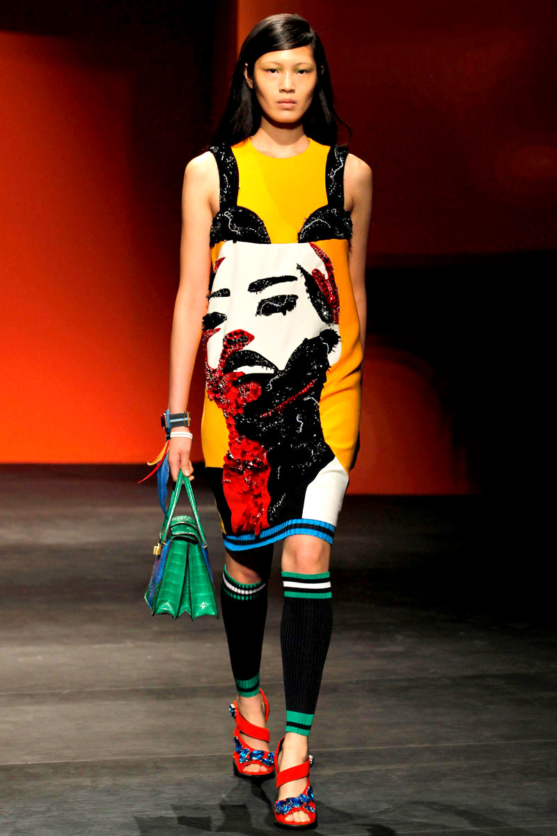 Fashion Designers Inspired By Art