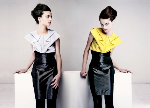 Origami Inspired Fashion, Accessories and Jewelry ... | 361x500