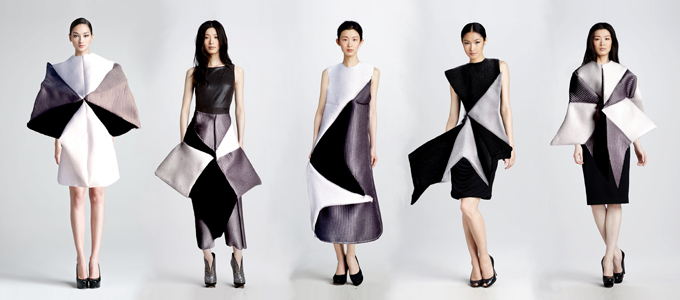 Origami Meets Fashion Sew Fierce